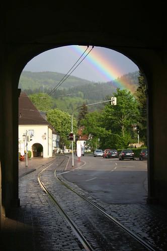 Chasing a rainbow II
