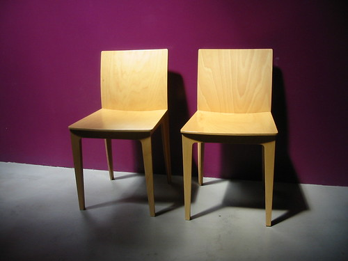 two chairs | by independentman