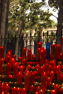 Red Candles... | by Urban Disturbance