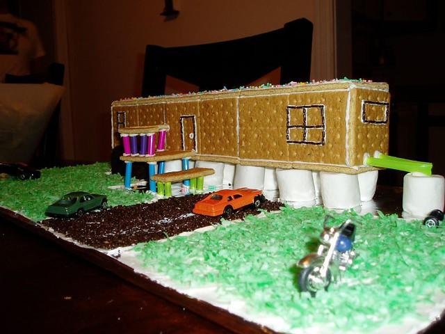 Trailer Trash Cake