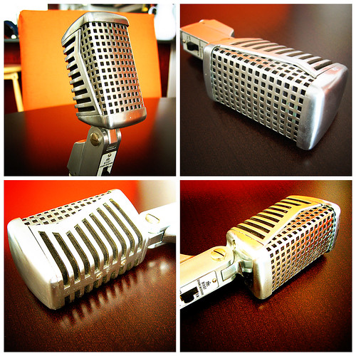 microphone | by spDuchamp