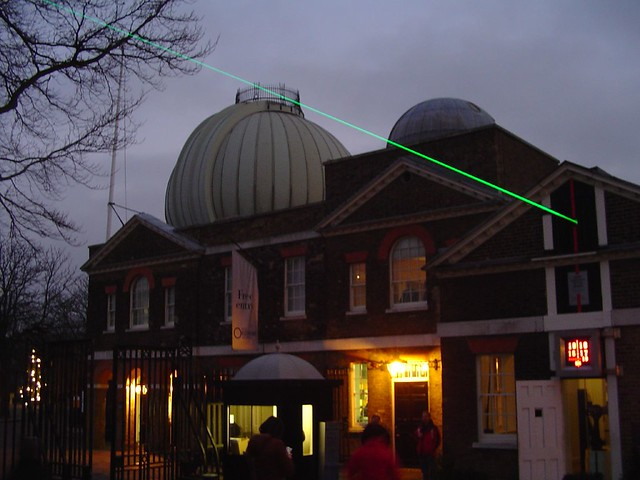 Royal Observatory, Greenwich England