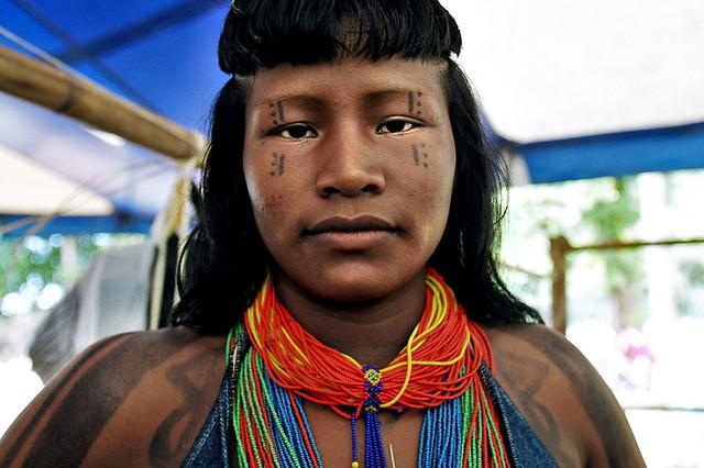 Olmec People cinnamon skin | Copyri...