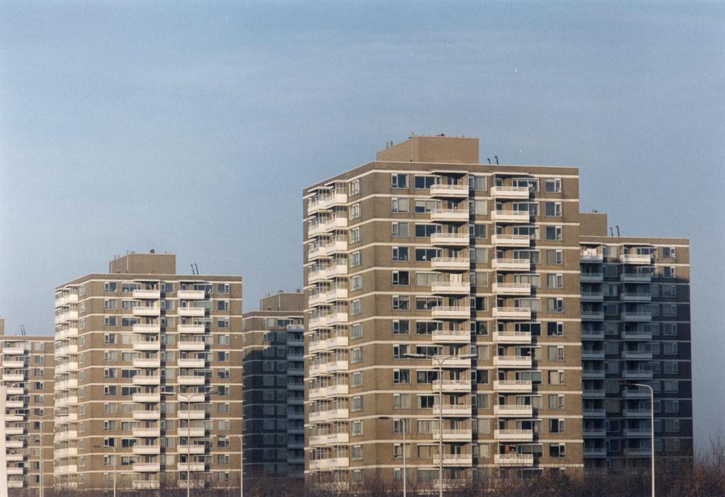 Flatgebouwen Te Amsterdam Appartment Buildings In Amsterda Flickr