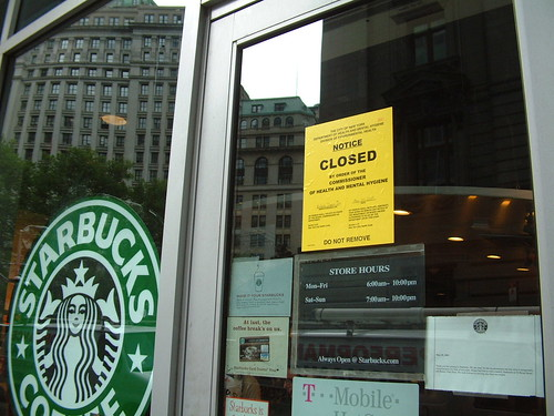 Starbucks Shut Down | by Seth W.