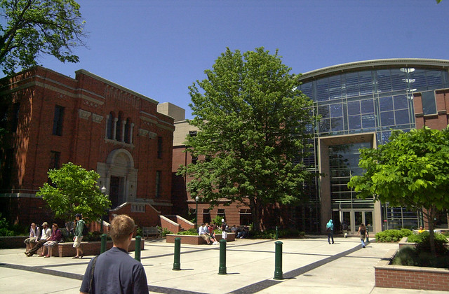 University Of Oregon Campus Flickr Photo Sharing