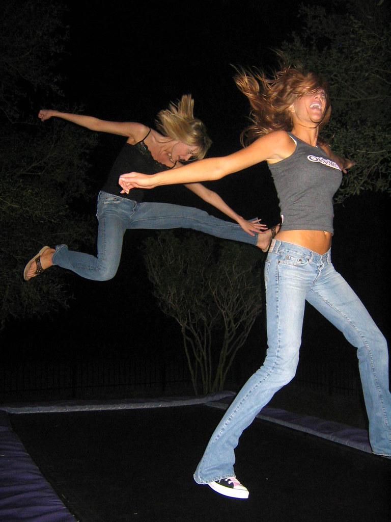 Girls On Trampolines  Bryan Peters  Flickr-7827