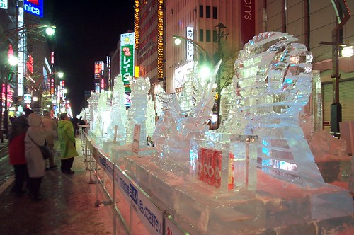 Snow Festival of Sapporo | by CharlesLam