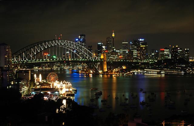 North Sydney Harbourview Hotel Room Service Menu
