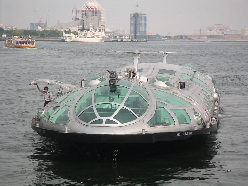 Himiko water-bus | Him... Futuristic Bus