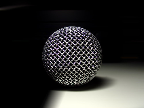 Shure SM58 Microphone | by Gudmundsson