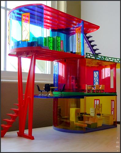 Mi Casa Marx Imagination Dollhouse 1960 S Super Junk