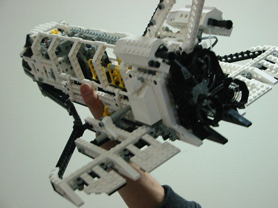 space shuttle lego technic - photo #16