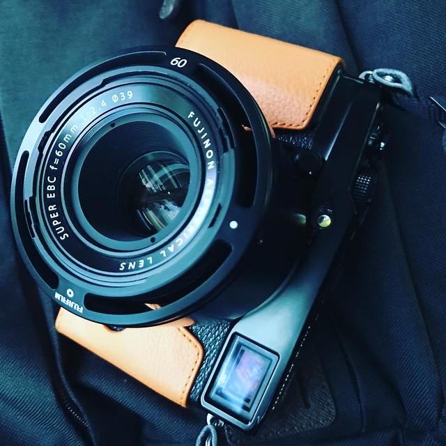 Fujinon 60mm f2.4 macro 試試鏡
