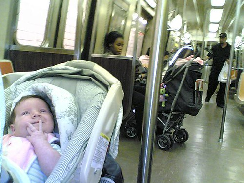 first train ride | by mwilkie