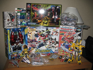 My current Botcon haul. | by naladahc