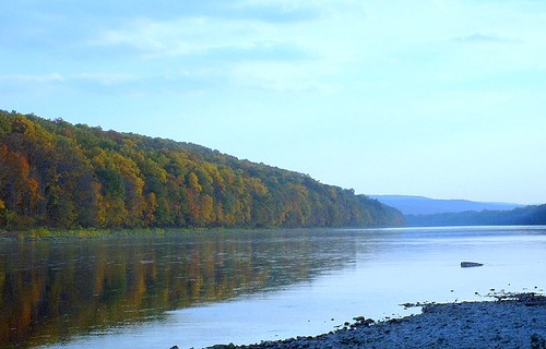 Down the Delaware River - Fall 2006 - The Poconos | by Charlie Anzman