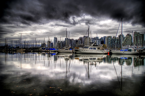 The Rainy Season of Vancouver | by Stuck in Customs