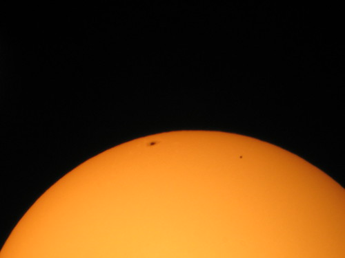 Transit of Mercury | by ghewgill