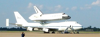 Space Shuttle At Barksdale AFB | by AMWRanes