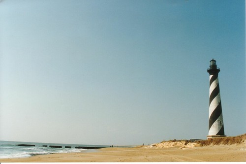 "No. 73h, The Outer Banks, page 691, ""1000 Places To See Before You Die."" 