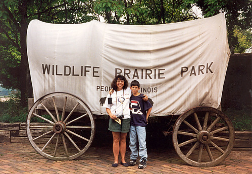Robin & James at Wildlife Prairie Park | by Snap Man