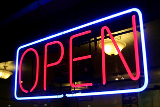 Open | by Monica's Dad