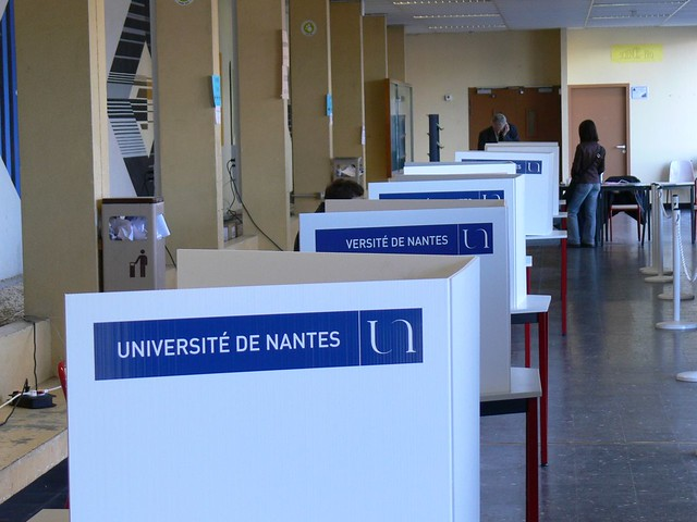 Nantes taux de participation au second tour de l élection municipale
