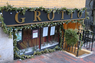 grotto restaurant, beacon hill | by Paul Keleher