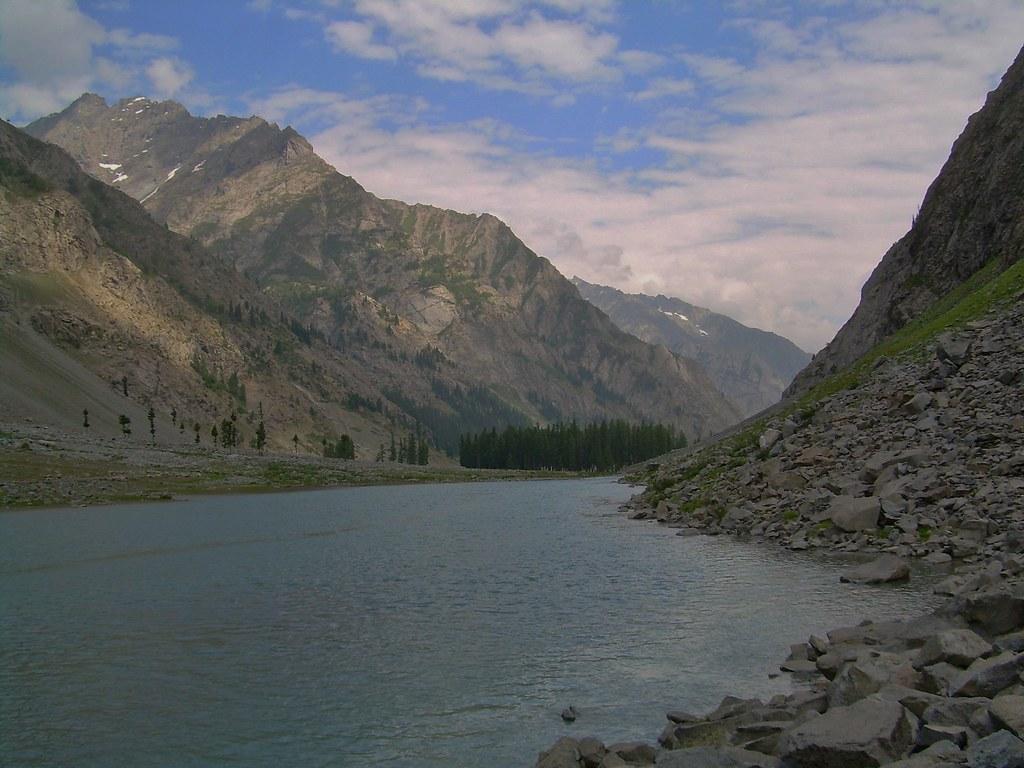 ... Ushu River in Upper Ushu Valley, Swat, Pakistan - July 2006 | by SaffyH
