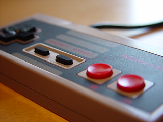 NES controller | by Sameli