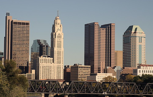 Columbus, OH Downtown | by asbalyan (can call me Ballu)