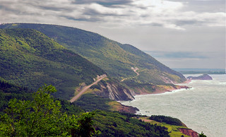cape breton on the long road to cheticamp | by -liyen-