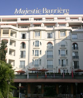 Majestic Hotel Cannes France