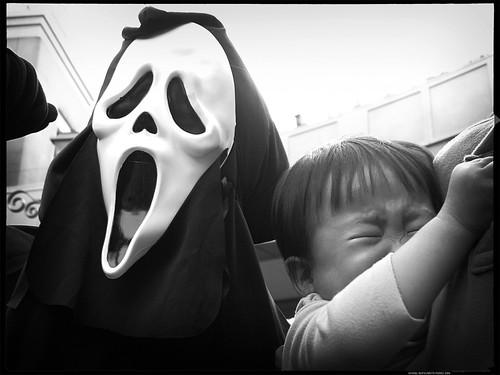 Scream vs The Screamer : Kawasaki-Halloween 2006 ...