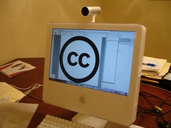 First, bring up the logo on a computer monitor