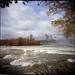 Fall at Niagara Falls