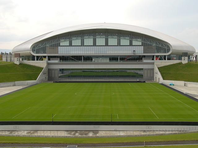 札幌ドーム サッカーフィールド