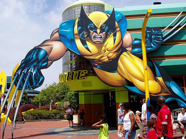 Universal Studios Orlando Onsite Hotels
