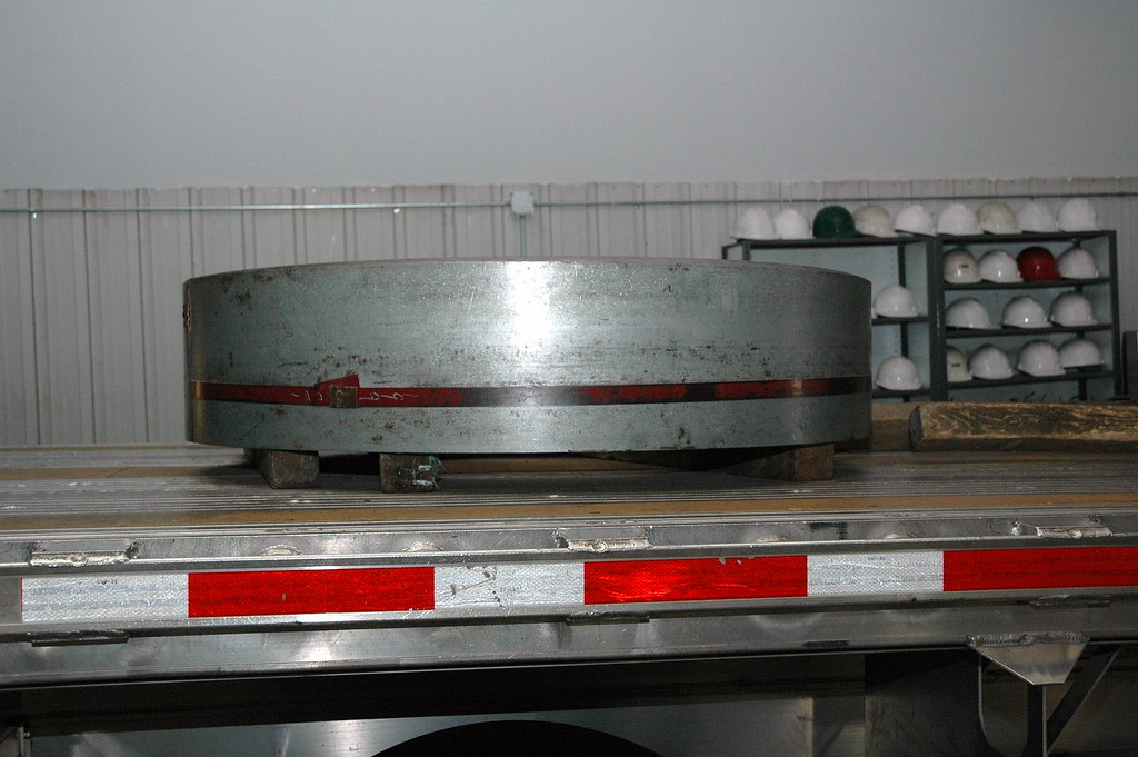 Quot Eye To The Sky Quot Skidded Coil The Coil Is Shipped On A