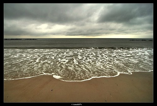 Coney Island by a Cloudy Day | by Arnold Pouteau's