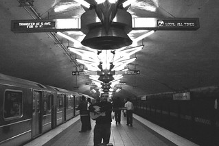 NYC subway | by Terrini