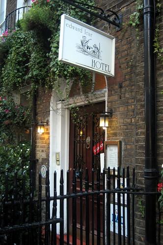Edward Lear Hotel London