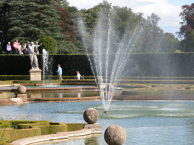 Water Gardens At Blenheim 6 Flickr Photo Sharing