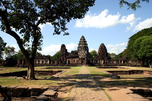 Prasat Hin Phimai, Thailand | by ascendent