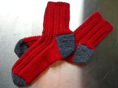 Finished Sock | by hizknits