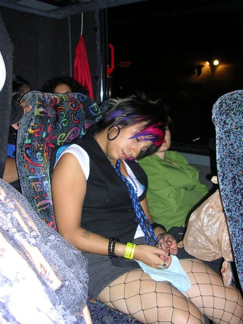 Black Girl Passed Out
