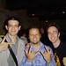Andrew K, Derek, Me