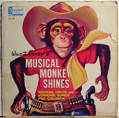Musical Monkey Shines LP | by Roadsidepictures
