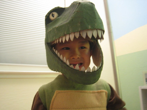 T-rex Costume | by wrgtphotos